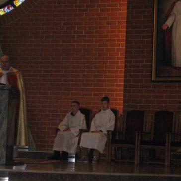 Tydzień Biblijny w naszej parafii