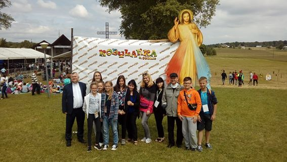 Spotkanie dzieci w Kobylance