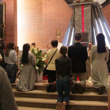 Podsumowanie tygodnia ewangelizacji w naszej parafii.