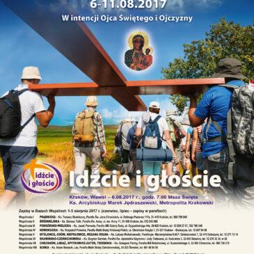 37 PieszaPielgrzymka Krakowska na Jasną Górę