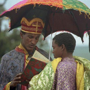 Misjonarz z Madagaskaru