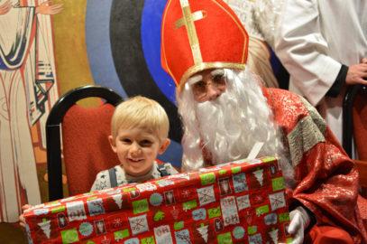 Mikołaj na Cegielnianej.
