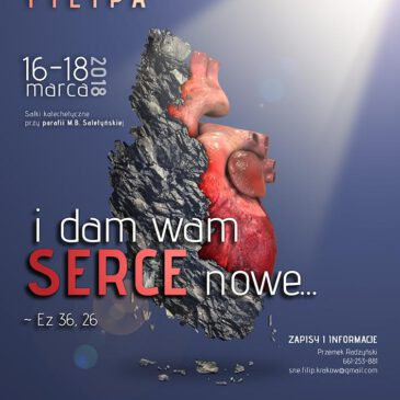 Ewangelizacyjny Kurs Filipa u Saletynów w Krakowie