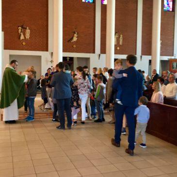 IX TYDZIEŃ WYCHOWANIA – 15.09.2109 r., Msza święta o godzinie 12.00 ze specjalnym błogosławieństwem dzieci