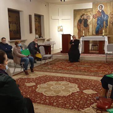 9.10.2020 r. – Pierwsze spotkanie nowej Rady Parafialnej