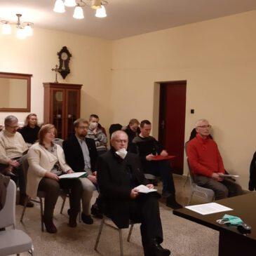 Spotkanie Rady Parafialnej 11.02.2021 – fotorelacja